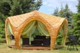 Te piękne, drewniane altany ogrodowe możesz kupić w woj. lubelskim! Sprawdź najlepsze oferty już od 400 zł!