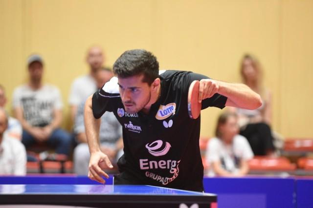 Konrad Kulpa zagra w obu meczach. Energa Manekin wystąpi bowiem w krajowym składzie