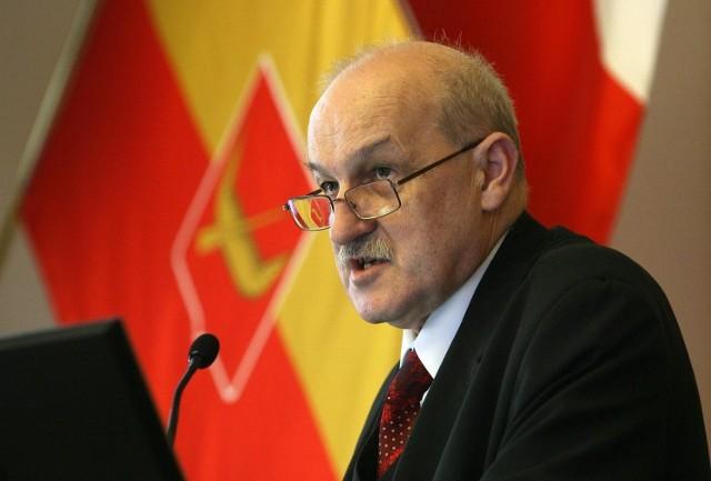 """Jerzy Kropiwnicki laureatem nagrody """"Serce Łodzi"""""""