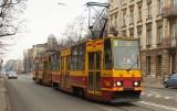 Od poniedziałku bez tramwajów na Konstantynowskiej