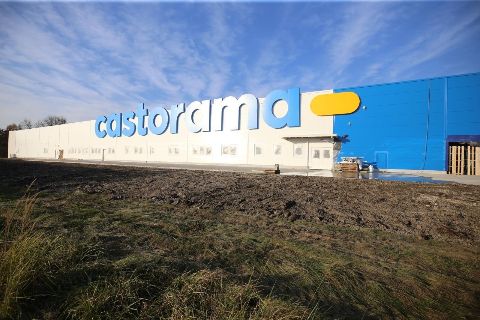 Castorama Ruda Slaska Jest Juz Znana Dokladna Data Otwarcia Pierwszego Marketu Budowlanego Tej Sieci W Rudzie Slaskiej Dziennik Zachodni