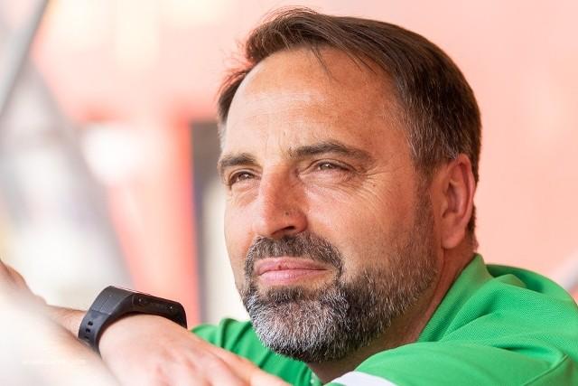 Marcin Węglewski, trener GKS Bełchatów