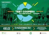 Ogólnopolski Test Coopera dla wszystkich odbędzie się 23 października w Kielcach, Udział w nim jest bezpłatny