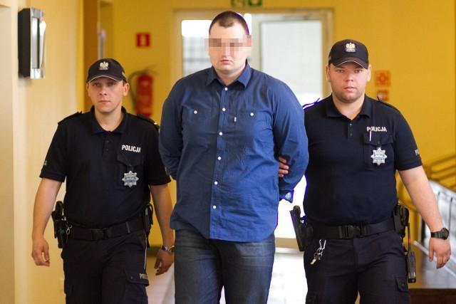 Norbert J. po zabójstwie został zatrzymany w Niemczech