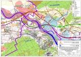 Drogowcy wprowadzili zmiany do przebiegu drogi szybkiego ruchu S74 w gminie Pysznica