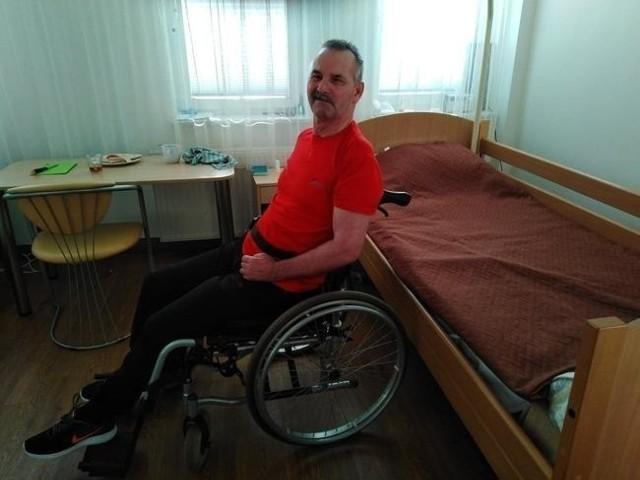 Zdzisław Tokarski blisko trzy lata temu uległ bardzo poważnemu wypadkowi. Bez naszej pomocy nie wróci do sprawności...
