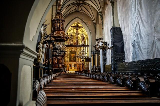 Bazylika św. Mikołaja po remoncie
