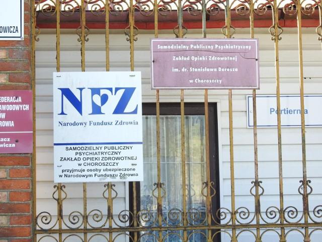 Szpital w Choroszczy