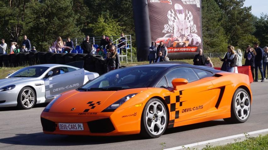 Super auta z Devil - Cars na Torze Wschodzący Białystok