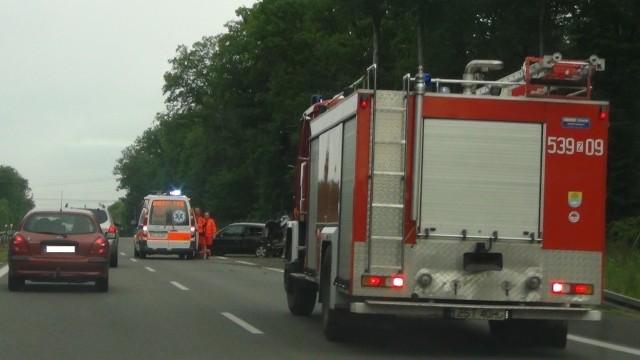 Do zderzenia doszło na 30 km trasy Stargard - Szczecin, w okolicy Motańca. Po zdarzeniu chwilowo nieprzejezdny był ten odcinek drogi, obecnie nie ma żadnych utrudnień.