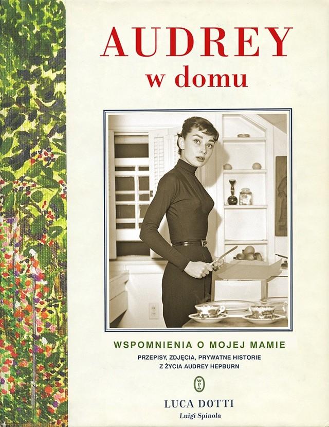 Lucca Dotti tworzy portret spełnionej matki i żony, doskonałej kucharki, wielbicielki domowego ogniska, która gotowa była porzucić czerwony dywan dla rodzinnych kolacji i przyjęć w ogrodzie. Trzon książki stanowią osadzone w rodzinnym kontekście przepisy kulinarne.