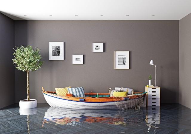 Łóżko w kształcie łódki nie każdemu przypadnie do gustu. Ale może okazać się idealnym pomysłem dla miłośnika wypoczynku nad wodą.
