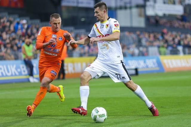Jagiellonia zremisowała w Niecieczy 0:0