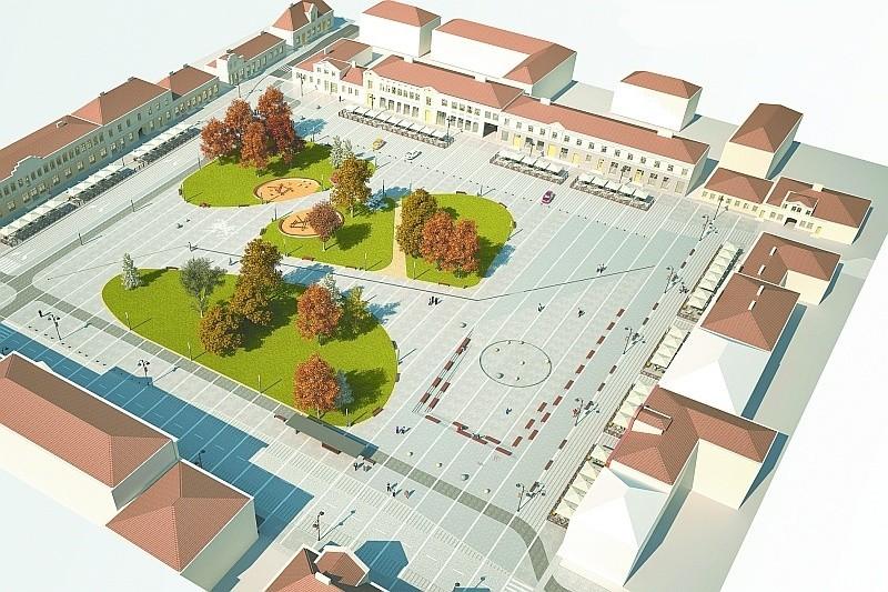 Projekt zagospodarowania placu Marii Konopnickiej obejmuje 2,13-hektarową działkę, położoną pomiędzy ulicą Sejneńską, Noniewicza, Konopnicką i Krótką. Ta ostatnia droga zostanie zamknięta i włączona w płaszczyznę placu. Natomiast Noniewicza ma być jednokierunkowa.