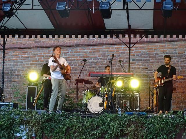 Koncert w Osadzie Rycerskiej w Chełmnie