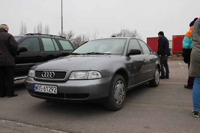 Audi A4, 1995 r., 1,6 + gaz, 3 tys. 900 zł