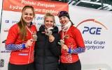 Karolina Bosiek błyszczała na łyżwiarskich mistrzostwach Polski