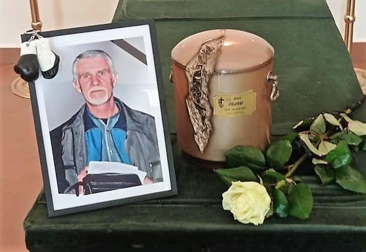 W wieku 76 lat zmarł Jerzy Filipiak, bokser i trener boksu,...