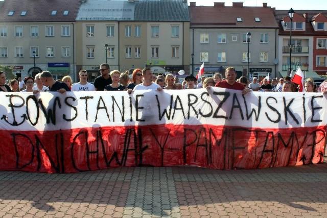 Obchody 73. rocznicy Powstania Warszawskiego