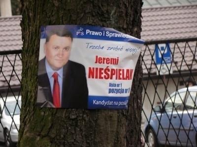 List Do Mieszkańców Plakaty Na Drzewach Dziennik Polski