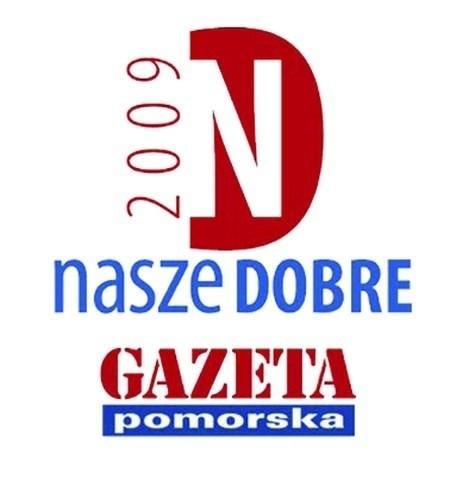 Oto logo naszego plebiscytu, którym przez 2 lata mogą  posługiwać się zwycięzcy na swoich produktach i usługach