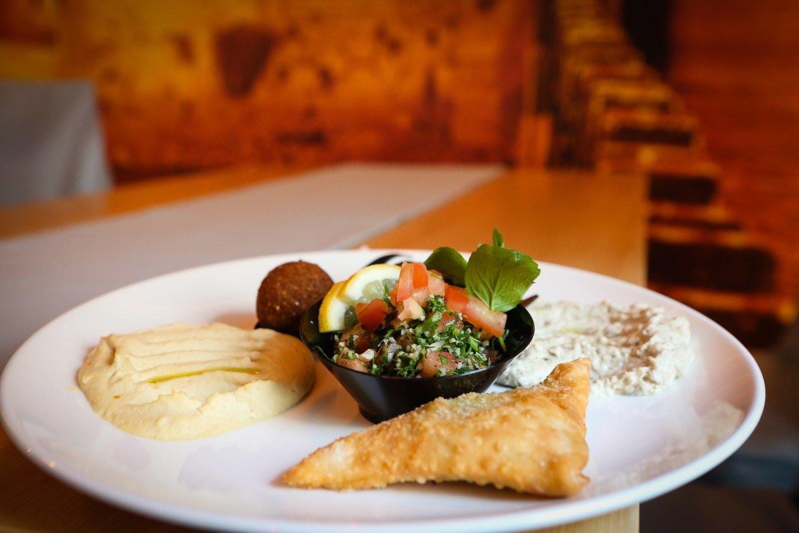 Strefa Smaku Kuchnia Bliskiego Wschodu Na Wyciągnięcie Ręki
