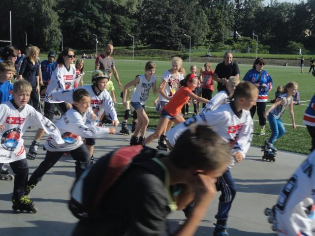 Ruda Śląska: W sobotę pierwszy w historii miasta wyścig rolkarski na Burloch Arenie