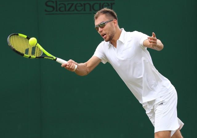 Janowicz to półfinalista Wimbledonu z