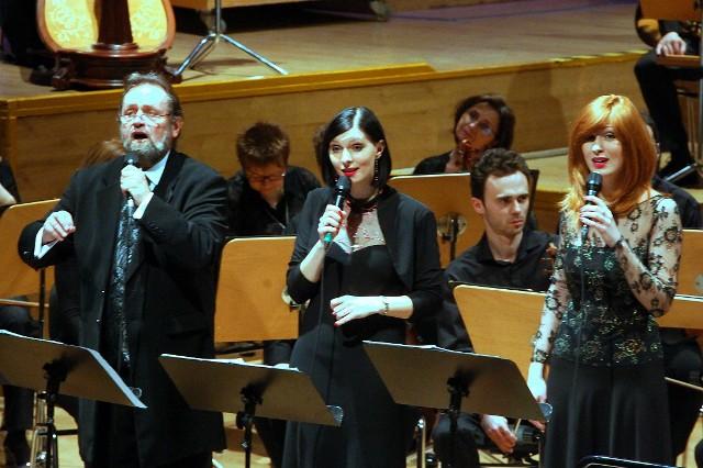 Spirituals Singers Band i Orkiestra Filharmonii Wrocławskiej pod dyrekcją Małgorzaty Sapiechy-Muzioł dali świetny koncert