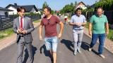 Drogi w Łuczynowie i Aleksandrówce w gminie Kozienice zostały oddane do użytku