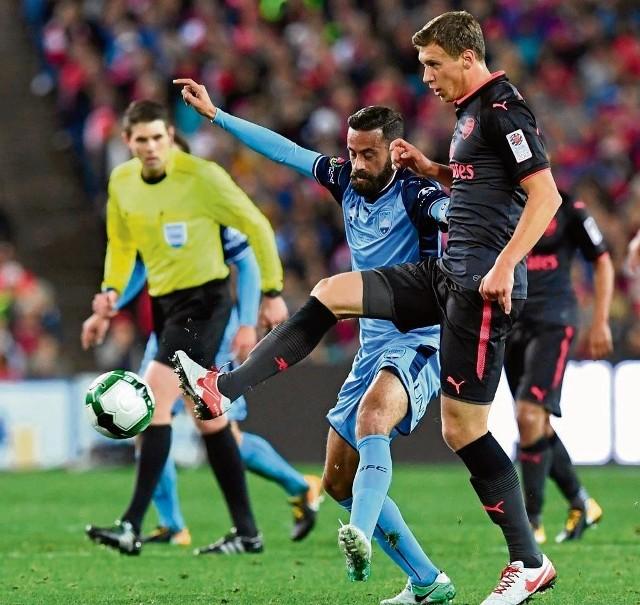 Za 17-letniego Krystiana Bielika Arsenal zapłacił Legii ponad 2 miliony euro