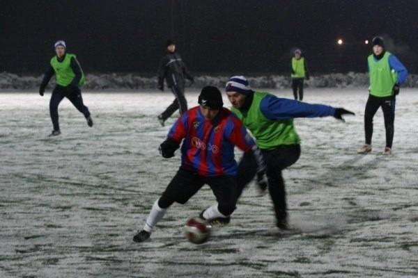 Mecz rozegrano na boisku przy ul. Północnej w Opolu.