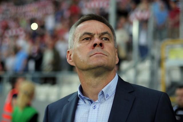 Cracovia jest 13. klubem w karierze trenerskiej Jacka Zielińskiego. Pracę zaczął w 1993 roku w Siarce Tarnobrzeg – swo im pierwszym klubie także w roli piłkarza