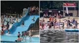 Weekend na kąpieliskach w Szczecinie. Zdjęcia z Arkonki i Dziewoklicza