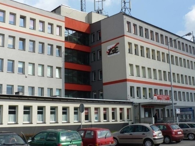Na zdjęciu siedziba Zespołu Szkół Ekonomicznych w Radomsku
