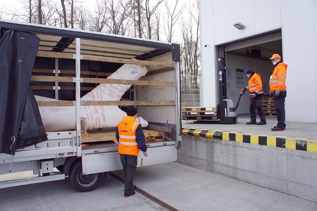 Port Lotniczy Lublin świadczy usługi cargo od stycznia. To wtedy zgodę na prowadzenie dodatkowej działalności udzielił spółce Urząd Lotnictwa Cywilnego