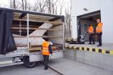Nietypowy ładunek odprawiony z lotniska w Świdniku. Przesyłka ma trafić do USA