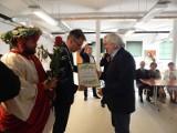 Janusz Kubicki wraz z Bachusem wręczyli nagrody kulturalne. Kto je dostał?