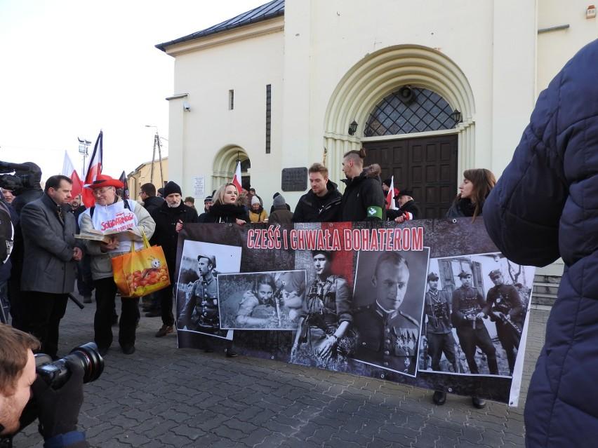 Tak wyglądał I Hajnowski Marsz Żołnierzy Wyklętych