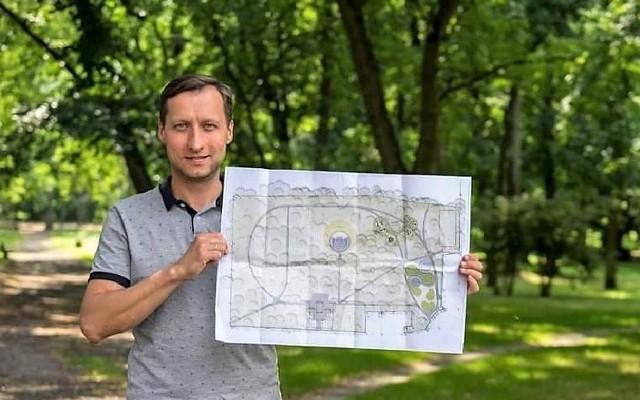 Park miejski w Strzelcach Krajeńskich przejdzie prawdziwą metamorfozę.