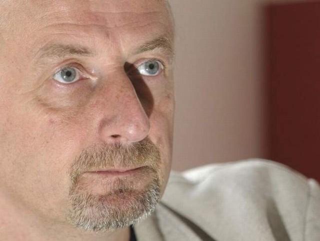 Paweł Łysak, dyrektor Teatru Polskiego w Bydgoszczy.