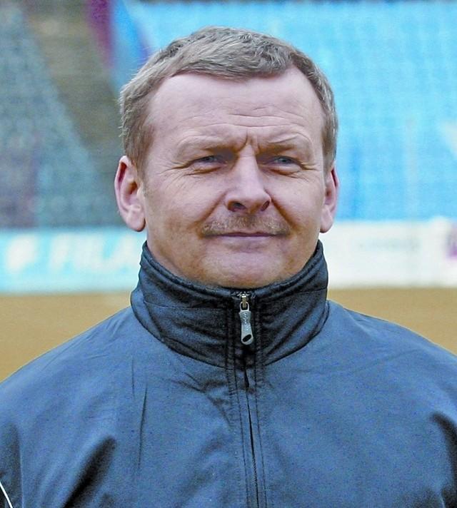 Trener Piotr Mandrysz ma już w głowie skład na pierwszy mecz Pogoni z Kluczborkiem.
