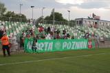 """Piłka nożna: Warta chce nadal grać przy Drodze Dębińskiej, a nie w Grodzisku. W """"ogródku"""" trwają więc prace modernizacyjne"""