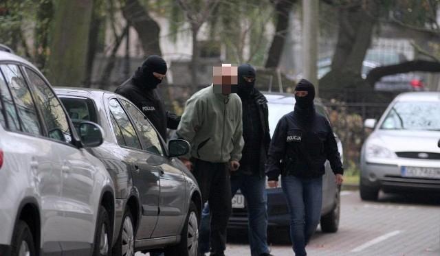 """""""Krystek"""" został aresztowany w listopadzie 2015 r."""