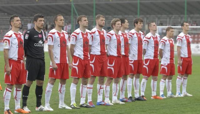 Gdzie w nowym sezonie będą grali piłkarze ŁKS?