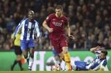 Pepe powalił Edina Dżeko siłą umysłu! Piłkarz AS Roma się skompromitował? [WIDEO]
