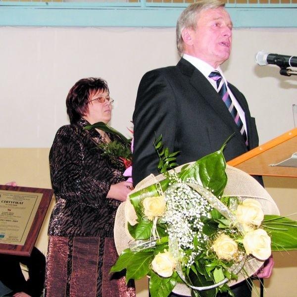 - Teraz będziemy starali się sprostać wymogom certyfikatu - zapewniał po jego otrzymaniu burmistrz Eugeniusz Berezowiec