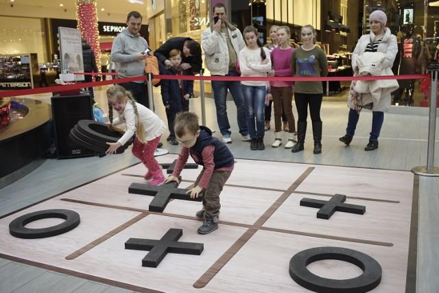 Poznań City Center: Mega Gry dla całej rodziny