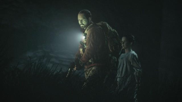 Resident Evil Revelations 2Barry Burton i Natalia Korda w grze Resident Evil Revelations 2