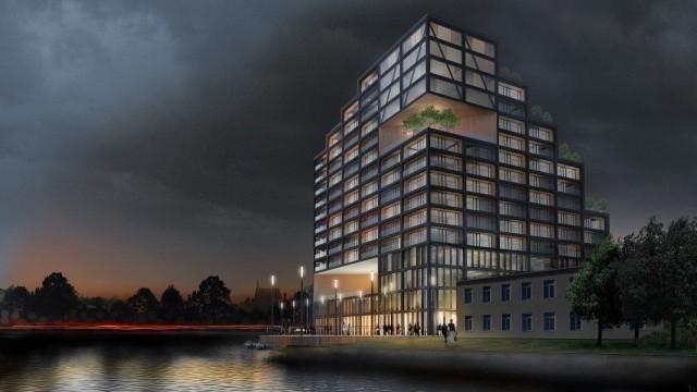 Nordic HavenW apartamentowcu będzie 129 mieszkań.
